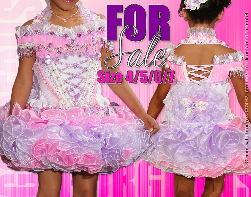 Toddlers And Tiaras Dresses For Sale